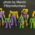 Download 3D printing designs G1 Constructicons Bonecrusher, Tim_Yeung