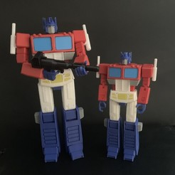 Download free 3D printer files G1 Optimus Prime, Tim_Yeung