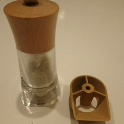 DSC_1388.JPG Download free STL file Peugeot salt funnel • 3D printing object, Proloz