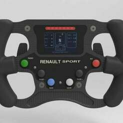 FR_2.0.jpg Download free STL file Formula Renault 2.0 Wheel • 3D printable object, tomhamblyn