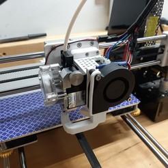 1.jpg Télécharger fichier STL gratuit Titan Aero Mount pour Anet A8 • Modèle pour imprimante 3D, Derpomagix