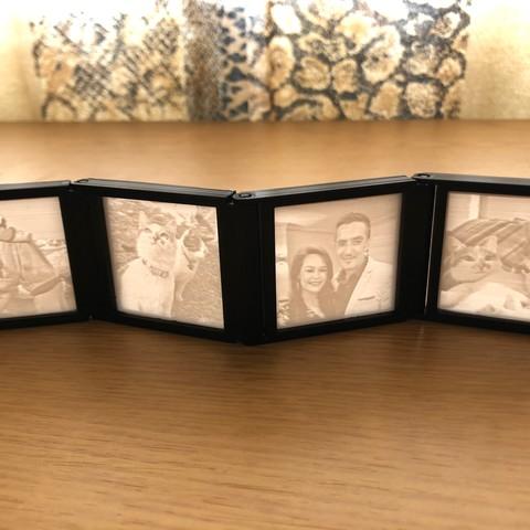 Descargar modelos 3D LD Lithophane Cadena de Escritorio, Lobo_Dorado_3D
