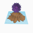 Download free 3D printer designs Flower Fountain, MinerBatman