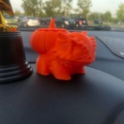 Télécharger fichier impression 3D Hallow Bulbi (Bulbasaur), MinerBatman