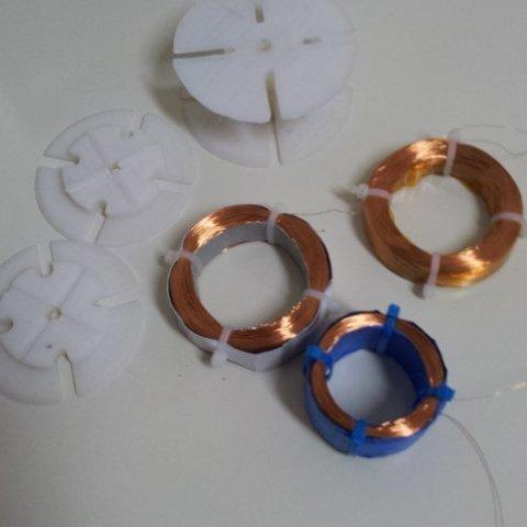 Télécharger fichier 3D gratuit bobine sur mesure, Porelynlas