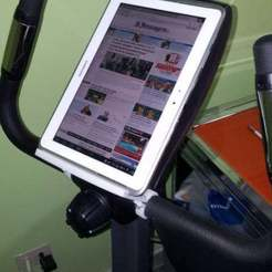 Download free STL pedaling home and read on tablet, Porelynlas