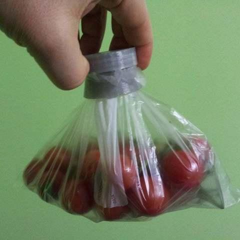 Télécharger modèle 3D gratuit Scellés de fermeture en fraîcheur pour fruits et légumes, Porelynlas