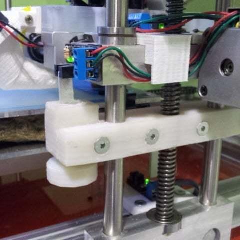 Télécharger fichier impression 3D gratuit Réglage fin de l'axe Z, Porelynlas