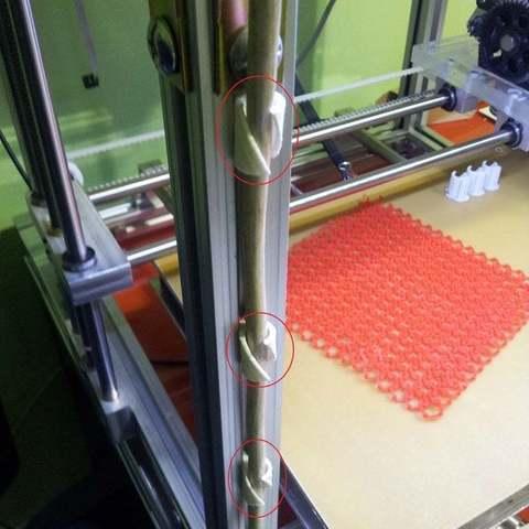 Télécharger fichier imprimante 3D gratuit télégramme, Porelynlas