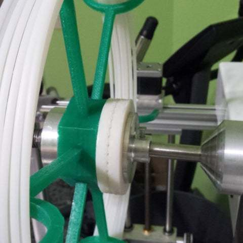 Download free 3D printing models filament always tended - skein controlled rotation, Porelynlas