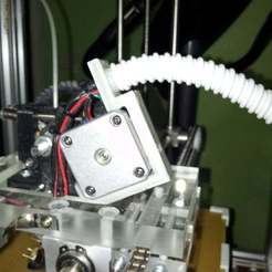 Download free STL file we order the cable extruder, Porelynlas