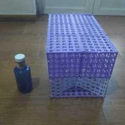 Télécharger modèle 3D Cage pour casier à poisson, ipolca5