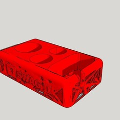 SWAG2ROUGE.jpg Download free STL file swag2,vaporesso,ecigarette holder swag2,vaporesso,ecigarette holder swag2 • 3D printer design, demaric84
