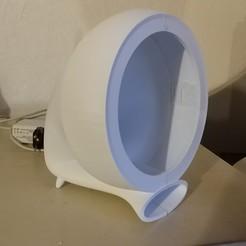 IMG_20200323_185420.jpg Télécharger fichier STL speaker case from space, haut parleur de l'espace,enceinte de l'espace • Modèle pour imprimante 3D, demaric84