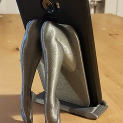 IMG20201101201329.jpg Download free STL file smartphone support • 3D printable object, demaric84