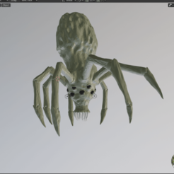 Screenshot 2020-11-07 024143.png Download free STL file kry-knah (big scary space spiders from Starwars) • 3D printing design, Chris_The_Maker