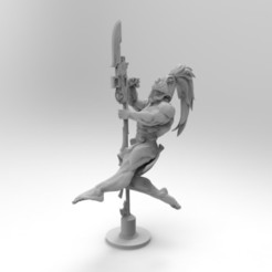 Fab_Stripper.jpg Download free STL file Fabstodes' Source of Entertainment • 3D print template, Worldhopper