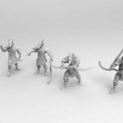 Descargar archivo 3D gratis Cultores de chacales en extinción, Worldhopper