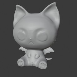 Imagen Nyanpire 2.jpg Download STL file Nyanpyte • 3D printer object, HumanNo_3D