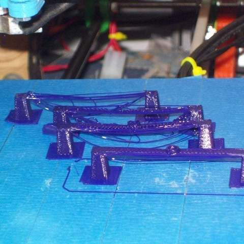 Download free 3D print files Bridge Torture Test, Reneton