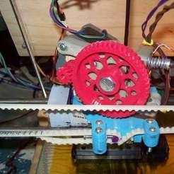 Free 3D print files Parametric Herringbone Gear Set for Greg's Accessible Wades, Reneton