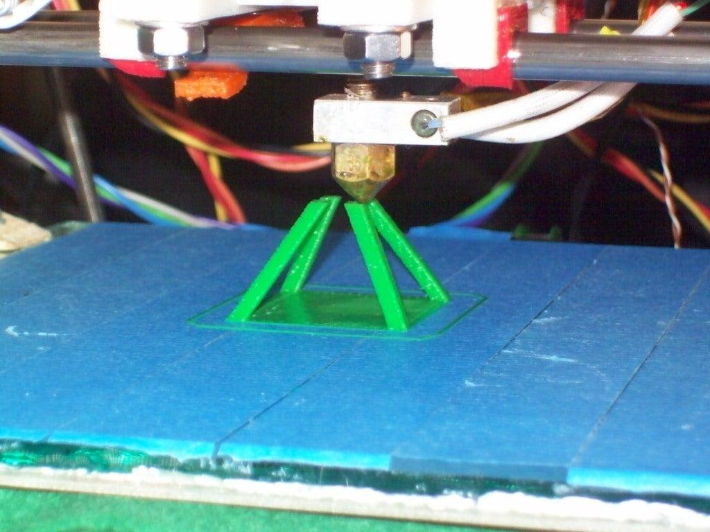 100_1809_display_large.jpg Download free STL file Hollow Calibration Pyramid • 3D printing design, Reneton