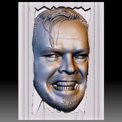 Download 3D print files Portrait Bas-relief based on your photo, voronzov