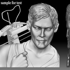 3D portrait by photo - custom relief for CNC router.jpg Download free STL file Custom 3D portrait in bas-relief shape for CNC router by your photo • Design to 3D print, voronzov