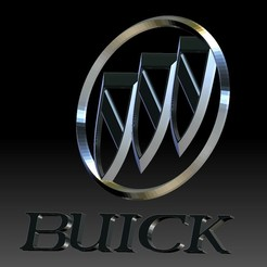 Download 3D printer designs Buick logo, voronzov