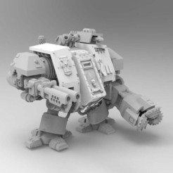 Download free STL file Super Breaking and Entering Boxy Robot • 3D printer model, bentanweihao