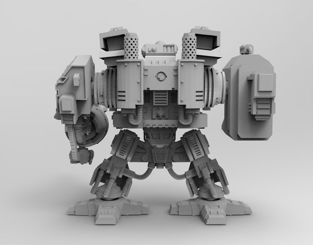 f4153bb6ea0280ac46902c8d05774b5d_display_large.jpg Download free STL file Super Over-Compensating Boxy Robot • 3D printing template, bentanweihao