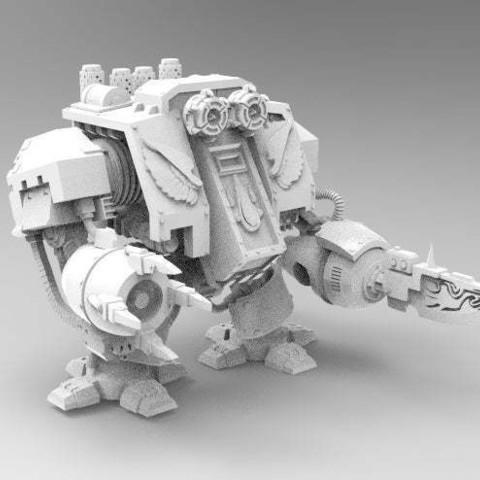 Descargar modelos 3D gratis Robot de caja vampírico súper enojado, bentanweihao