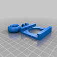 Anycubic_Mega-S_camera_hotbed_handle.png Download free STL file Anycubic I3 Mega Raspberry Pi Camera Mount - Remix • Design to 3D print, nik101968