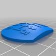 Télécharger fichier STL gratuit Voiture Alfa Romeo 159 - pommeau de vitesse • Modèle pour impression 3D, nik101968