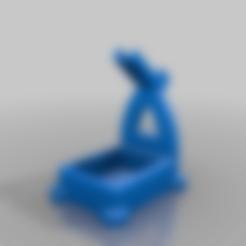 Download free STL file TS100 Soldering Station Holder • 3D printing design, nik101968