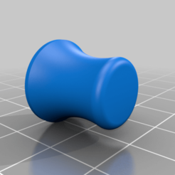 Body_Knob_v1_v7.png Download free STL file Anycubic i3 Mega Reprap Discount LCD Display mount adapter plus knob • 3D printing model, nik101968