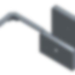 D6_spool_holder_Part_1.stl Télécharger fichier STL gratuit Wanhao Duplicator 6 porte-bobines • Design pour impression 3D, nik101968
