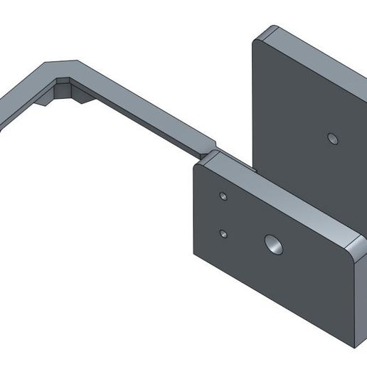 Wanhao_D6_spool_holder.PNG Télécharger fichier STL gratuit Wanhao Duplicator 6 porte-bobines • Design pour impression 3D, nik101968