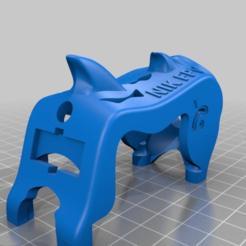 Download free STL file QAV-X 210 Pod X210 Realacc Canopy • Object to 3D print, nik101968