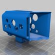 b0131d417690f4d65272a7bdf41278f2.png Download free STL file LiPo 3S holder for FPV goggles • 3D printer template, nik101968