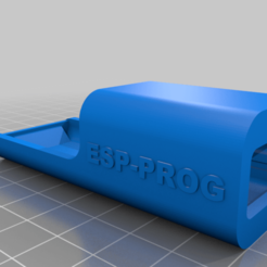 ESP-PROG_Body_v1_v3.png Download free STL file ESP-PROG case - ESP32 - ESP-32 • 3D printing model, nik101968