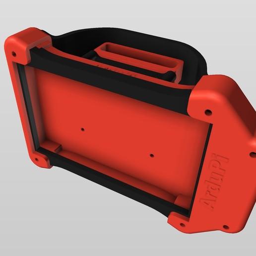 IMG_0554.JPG Download STL file Arduino RaspBerry Pi Rasbian On Site Programmer • 3D printer template, nik101968