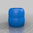5ed4ed87226f3ea55f0868722d73265a.png Download free STL file Car Alfa Romeo 159 - gear knob • 3D printer model, nik101968