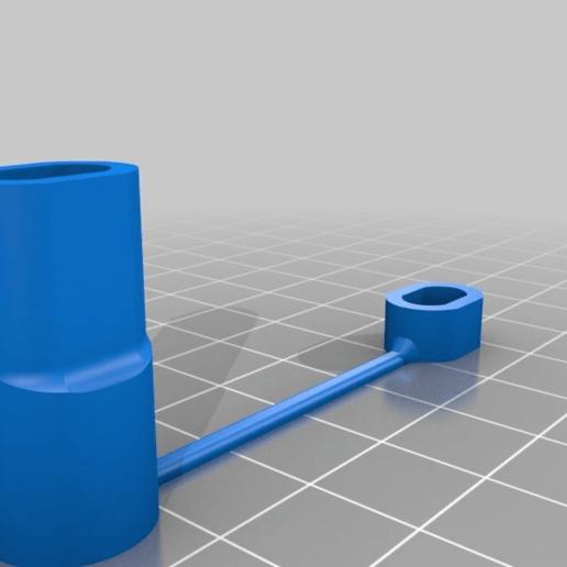 Download free STL file Apple Pencil Lightning Adapter Retainer Cap • 3D print model, nik101968