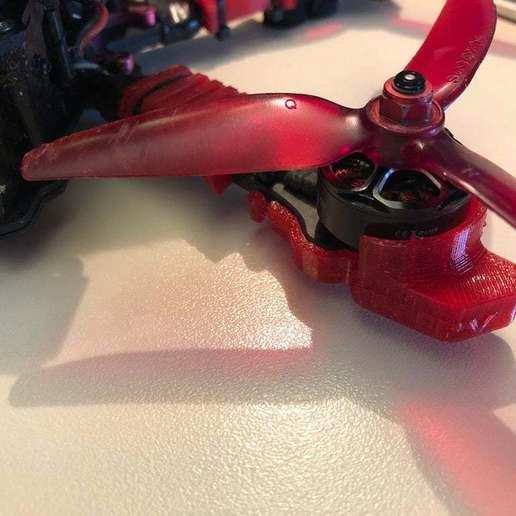 Download free STL file GEPRC MARK 2 motor protection • 3D printing model, nik101968