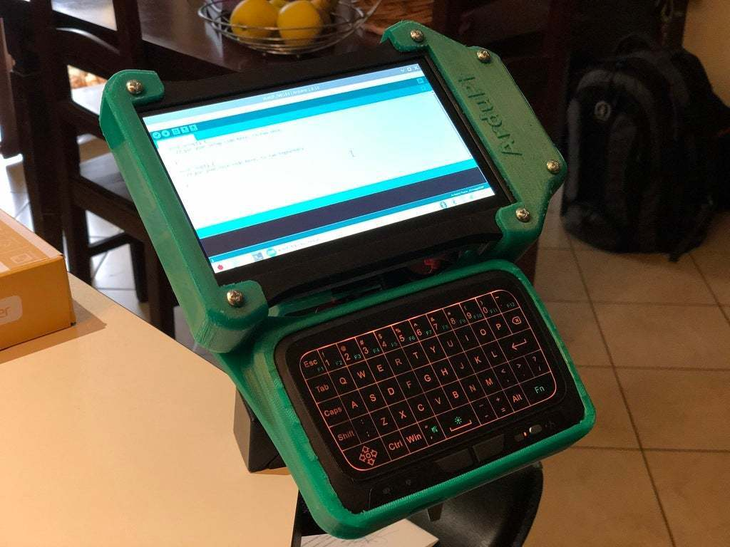 IMG_2645.JPG Download STL file Arduino RaspBerry Pi Rasbian On Site Programmer • 3D printer template, nik101968