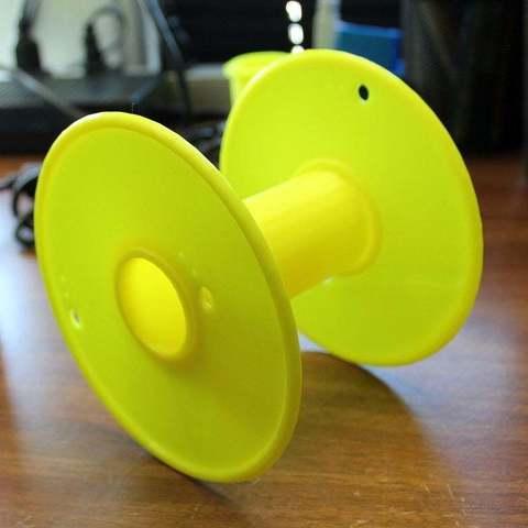 Télécharger STL gratuit Bobine de filament pour Filament de Octave.com, Urulysman