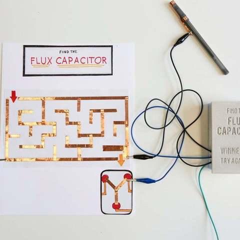 Download free 3D printer designs Circuit Maze Project, Urulysman
