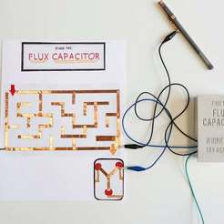 Download free 3D printer designs Circuit Maze Project, Urulysman