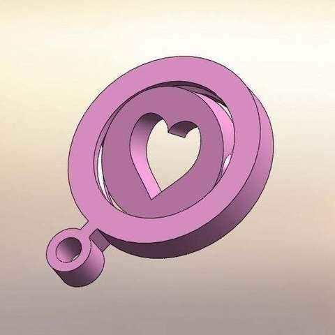Descargar archivos 3D gratis Orbit Love Charm, Urulysman